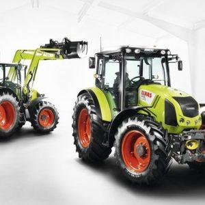 Трактор АХОС 340-310